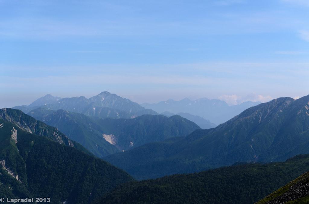 20130813 剱岳、立山