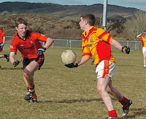 St Colum's GAA Football
