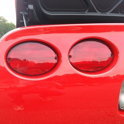 Vette Taillight Mod With Ghost Stripes Cobalt Ss Network