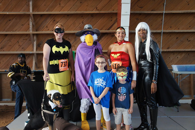 2013 CASA Superhero Run photo by Ally Means