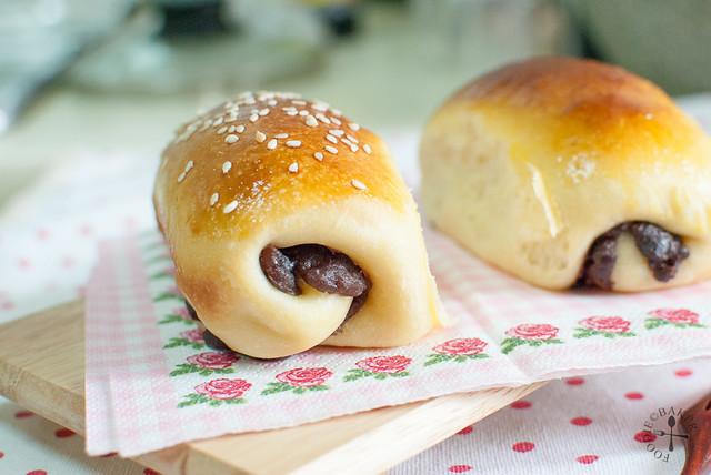 bread rolls Asian