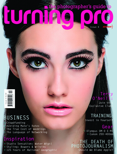 Turning Pro A/W13 Cover by bang*