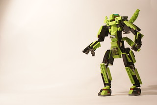 31007 Power Mech Alternate - EVA 007