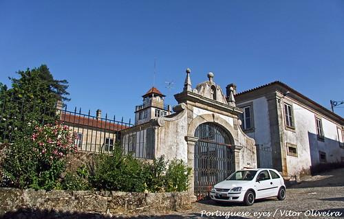 Solar da Quinta de Santo António - Fornos de Maceira Dão - Portugal