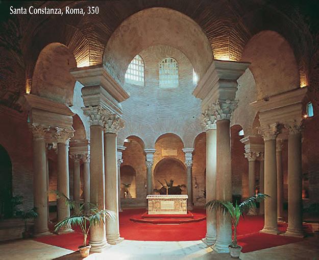 Sta. Constanza, Roma 350