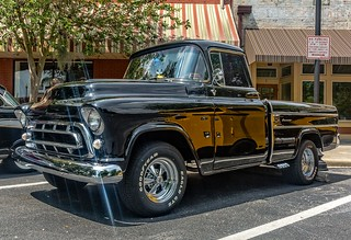 57 Chevy Cameo