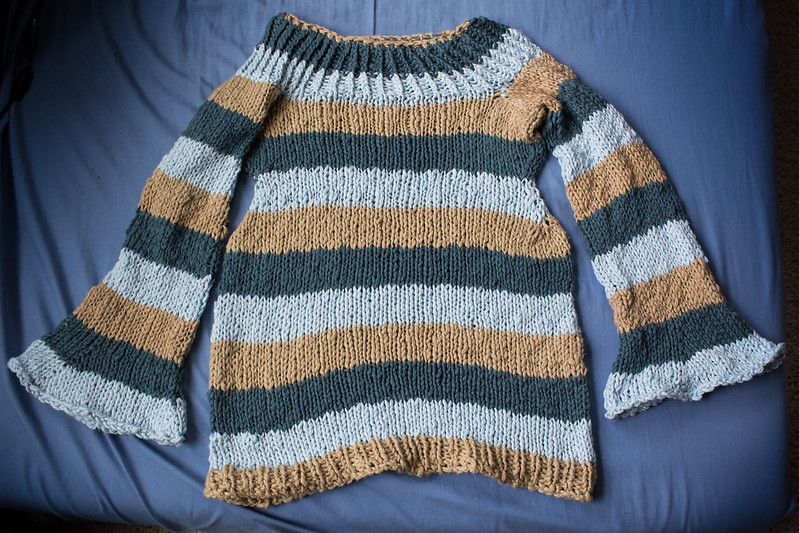 S's Cotton Sweater