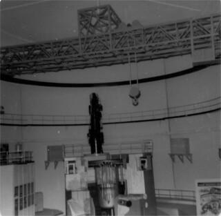 Model of HIFAR reactor at Lucas Heights