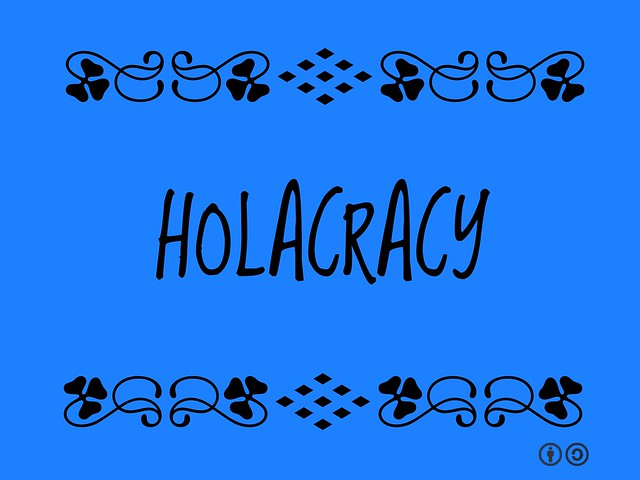 Buzzword Bingo: Holacracy