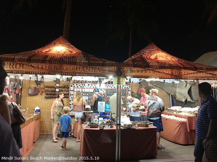 Mindil Sunset Beach Market