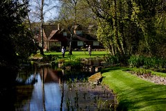 Open Gardens Day In Aid Of Thames Valley Air Ambulance
