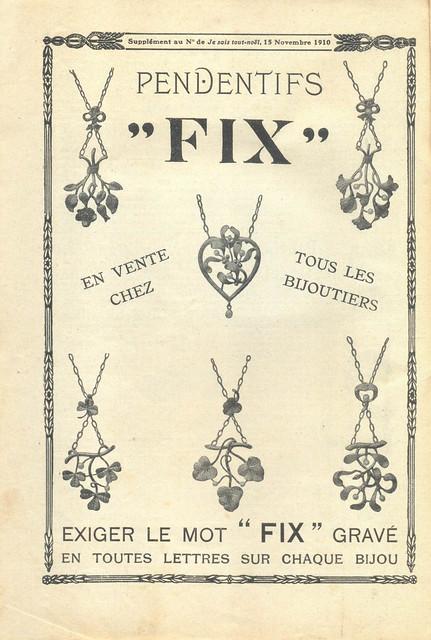 Je Sais Tout, No. 70, 15 Novembro 1910 - 144