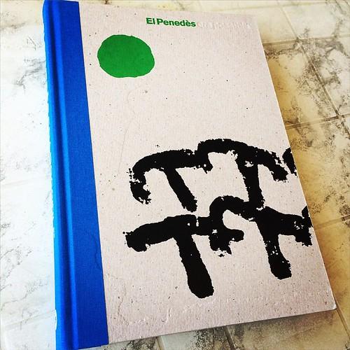 """Aquest any recomano un llibre en el que hi he escrit """"El Penedès era possible"""" #Penedès #Catalunya #SantJordi2015"""