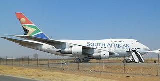 South African Airways Museum B747-SP ZS SPC.