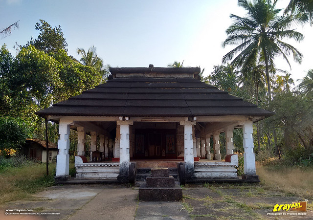 Shravana Basadi Jain Temple in Karkala, Udupi district, Karnataka, India