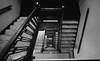 stairwell by zanegreyphoto