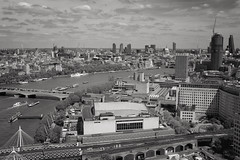 From the London Eye; May 2015