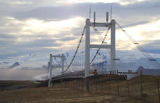 Jökulsárlón Bridge