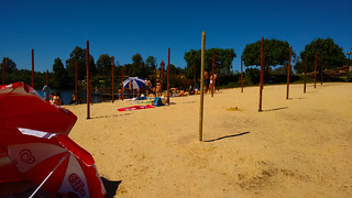 Image of Mina de São Domingos. praia portugal playa algarve sao domingos fluvial mértola