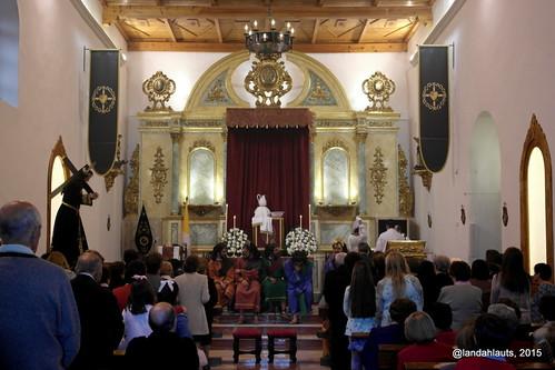 Semana Santa en Villanueva de Tapia