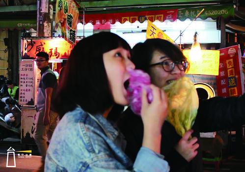 中原大學「廣告行銷服務」課,修課學生利用所學,與看守台灣協會一起推無塑店家。