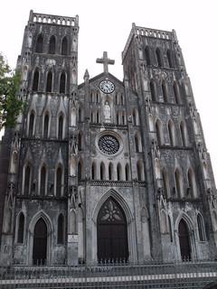 St Joseph's Cathedral - Hanoi - VIETNAM