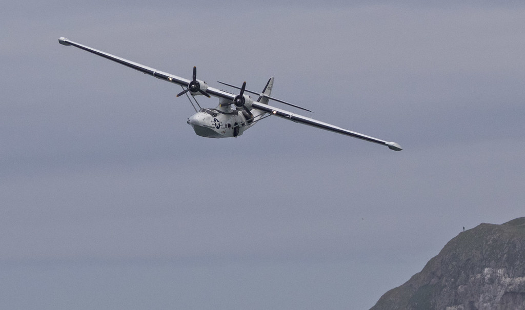 Catalina On Approach