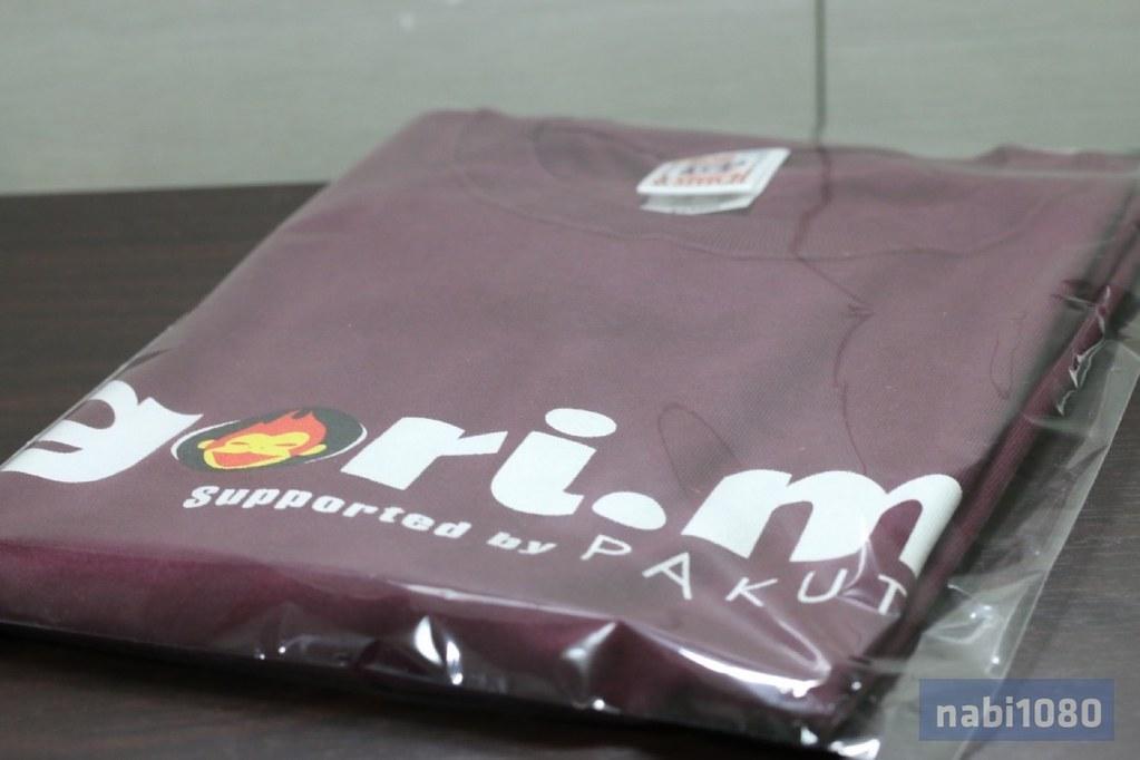 gori.me Tシャツ01