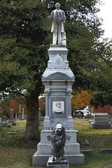 MONUMENT OF JASPER NEWTON SMITH