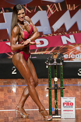Miss Figure Overall Champion - Nicole Howarth 114