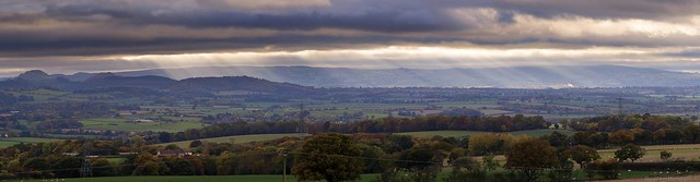 Little Wenlock Panorama