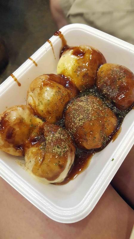 Octopus Balls - Street Food