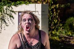 RVA Zombie Walk 2016 Moan