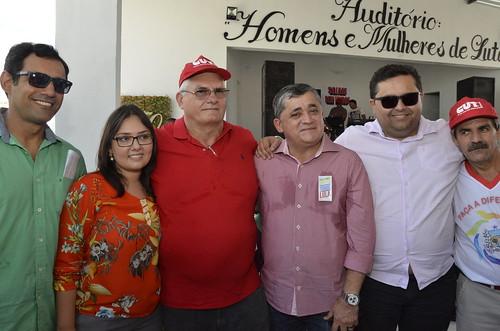 Comemoração de 50 anos do STTR de São João do Jaguaribe