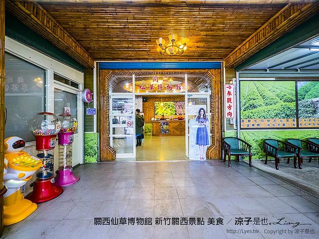 關西仙草博物館 新竹關西景點 美食 52