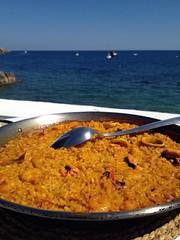 Arroz señoret @ Tango Restaurant Javea