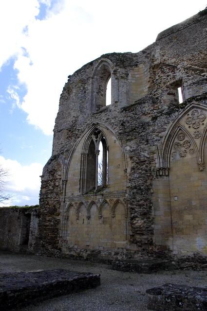 L'abbaye Saint-Vigor de Cerisy-la-Forêt