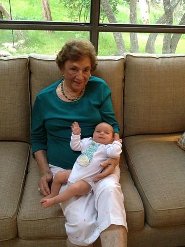 with Mama J