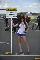 BTCC Donington Park 2012