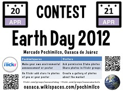 Earth Day Contest (Concurso Dia de la Tierra) @ Oaxaca 04.2012