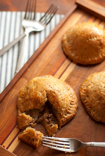 Pork and Apple Hand Pies