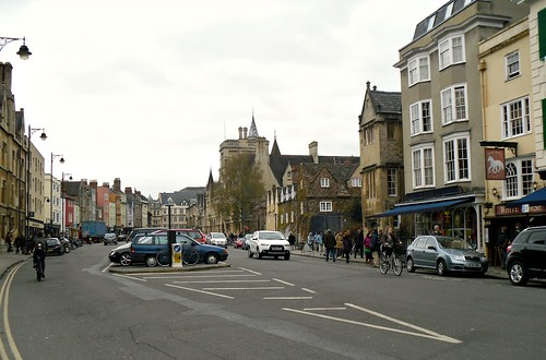 aBroad street
