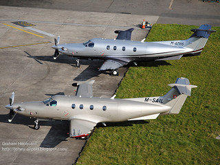 M-ATHS & M-SAIL Pilatus PC-XII-47E