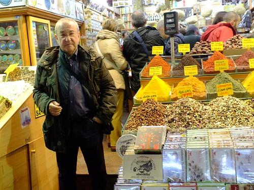 Mercado de las Especias, Estambul