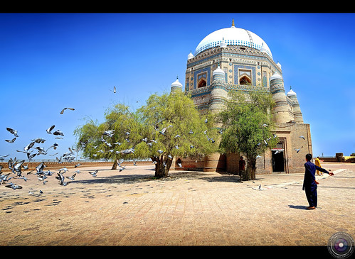 Mausoleum of Shah Rukn-e-Alam, Multan
