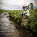 Riverton Wyoming Fish Creek Fly Fishing