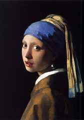 Inspiration for 18/52 | Princess with a Pearl Earring
