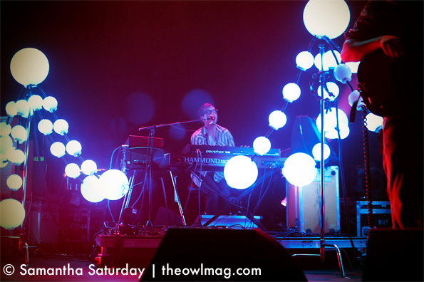 Portugal. The Man @ El Rey Theatre, LA 5/4/12