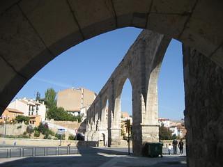 Acueducto de los arcos.