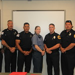 Cherry Point firefighters honored for excellence